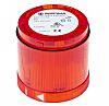 Werma KombiSIGN 70 Beacon Unit Red LED, Flashing Light Effect 24 V dc