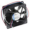 ebm-papst 8400N Series Axial Fan, 80 x 80