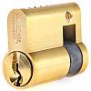 Vachette Brass Euro Cylinder Lock (30mm)