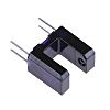 OPB620 Optek, Through Hole Slotted Optical Switch,