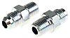 Parker Hydraulic Male Stud 6F3MXS, Thread Size R