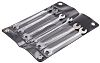 Bahco 6 Piece Alloy Steel Spanner Set