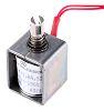 Pull Action DC D-Frame Solenoid, 6mm stroke, 4W,