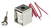 Push Action DC D-Frame Solenoid, 6mm stroke, 4W,