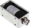 Pull Action DC D-Frame Solenoid, 12mm stroke, 10.5W,