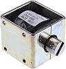 Pull Action DC D-Frame Solenoid, 15mm stroke, 15W,