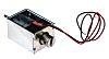 Push Pull Action DC D-Frame Solenoid, 10mm stroke,