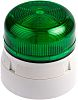 Klaxon Flashguard QBS Green Xenon Beacon, 230 V