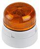 Klaxon Flashguard QBS Amber LED Beacon, 230 V