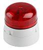 Klaxon Flashguard QBS Red LED Beacon, 230 V