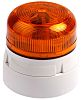 Klaxon Flashguard QBS Amber LED Beacon, 230 V