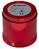 Werma KombiSIGN 70 Beacon Unit Red, Steady Light Effect 12 → 230 V ac/dc