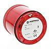KombiSIGN 70 842 Beacon Unit, Red Xenon, Flashing
