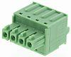 Phoenix Contact FK-MCP 1.5/ 4-ST-3.81 Leiterplatten-Stiftleiste, Kabelmontage, Raster 3.81mm