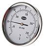 RS PRO Fahrenheit/Centigrade Dial Dry Temperature Gauge Suitable