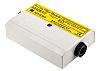 Filtro RFI RS PRO, 5A, 240 V ac, 50/60Hz, Montaje en Pared, con terminales Tornillo <BR/> >0,3 mA Three Stage