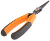 Bahco 140.0 mm Round Nose Pliers With 37.0mm