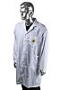 RS PRO White Men Reusable Lab Coat, M