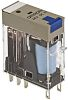 Omron, 24V dc Coil Non-Latching Relay DPDT, 5A Switching Current Plug In, G2R-2-SNI 24DC(S)