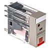 Omron, 24V ac Coil Non-Latching Relay DPDT, 5A