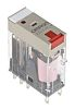 Omron, 230V ac Coil Non-Latching Relay DPDT, 5A