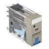 Omron, 24V dc Coil Non-Latching Relay DPDT, 5A Switching Current Plug In, G2R-2-SNDI 24DC(S)