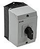 3 Pole Enclosed Non Fused Isolator Switch, 3NO/3NC,