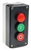 Schneider Electric Spring Return Enclosed Push Button, IP66,