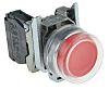 Schneider Electric, Harmony XB4 Non-illuminated Red Round, NC,