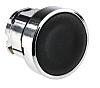 Schneider Electric Round Black Push Button Head -