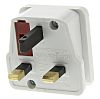 MK Electric UK to UK Travel Adapter, Rated