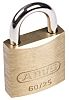 ABUS XR0060 25 All Weather Brass, Steel Padlock