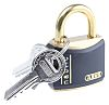 ABUS XR0084 30 All Weather Brass Safety Padlock