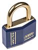 ABUS XR0084B 40 All Weather Brass Safety Padlock