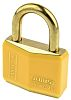 ABUS XR0084Y 40 All Weather Brass Safety Padlock