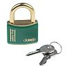 Abus 40mm Brass Key Weather Resistant Safety Padlock
