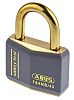 ABUS XR0084GY 40 All Weather Brass Safety Padlock