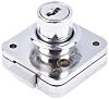 Panel to Tongue Depth 21.1mm Chrome Plated Slam