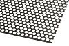 Perforated Steel Sheet, 4.8mm Hole, 500mm x 500mm