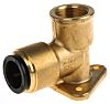JG Speedfit 90° Brass Push Fit Fitting 15mm