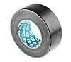 Advance Tapes AT170 Gloss Black Duct Tape, 50mm