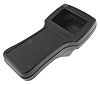 Rose Beluga Black, Grey Polyamide Handheld Enclosure, 220 x 85 x 51mm