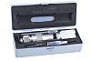 Instruments Direct Sugar Refractometer, 80% max, 0% min, Optical