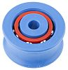Pulley 46mm Outside Diameter, 8mm Bore