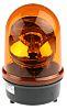 Werma 883 Yellow Xenon Beacon, 24 V ac/dc,