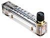 Key Instruments Variable Area Flow Meter, 30 L/min