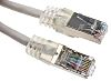 Decelect Forgos Grey Cat5 Cable F/UTP, 2m Male