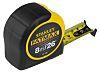 Stanley FatMax 8m Tape Measure, Imperial, Metric