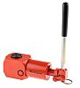 10T Hydraulic Hand-Operated Jack, Lift Height 35mm