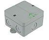 Spelsberg Abox Junction Box, IP65, 80mm x 80mm
